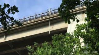 Tragedia a Francavilla, lancia figlia dal viadotto e si suicida