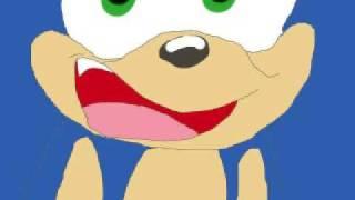 Sonic Numa Numa by O-Zone