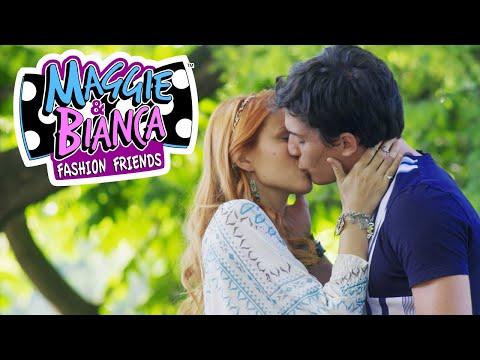 Maggie & Bianca Fashion Friends | το πρώτο φιλί της Bianca και του Quinn