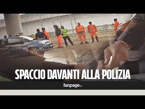 Milano, nel boschetto dell'eroina lo spaccio riparte indisturbato sotto gli occhi della polizia