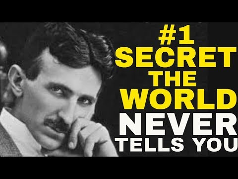 Nikola Tesla Greatest Secret EXPOSED - Secrets of the Universe NOBODY Mentions   Law of Attraction