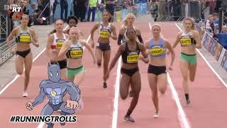 Las situaciones más embarazosas del atletismo