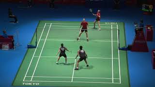 Badminton One Year To Go Summer Olympics 2019
