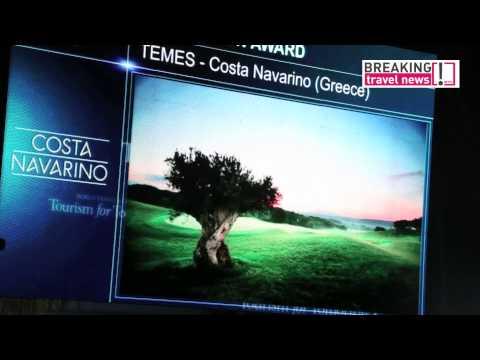 Tourism for Tomorrow Awards Winner 2014 Destination, TEMES Costa Navarino, Greece