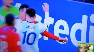 Medel v/s Messi with Roblox sound effect