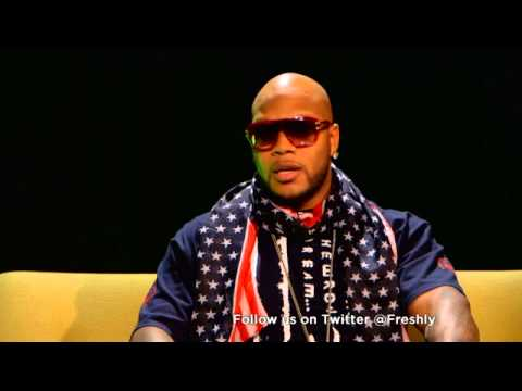 FLO RIDA INTERVIEW