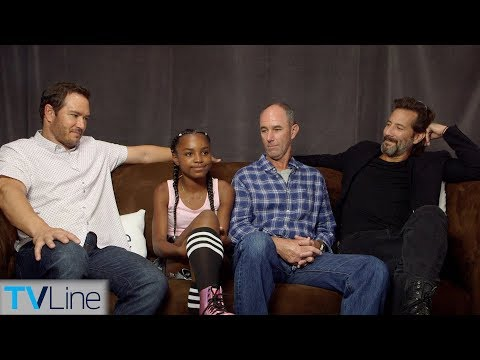 'The Passage' Cast Interview | Comic-Con 2018 | TVLine