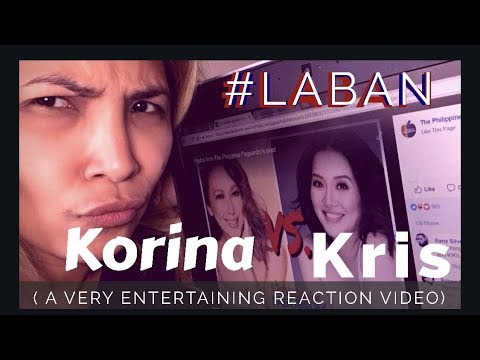 KRIS AQUINO and KORINA SANCHEZ FIGHTING (Conspiracy because she is finally back in ABS-CBN?)