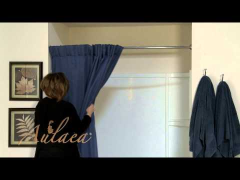 Aulaea® Shower Curtains and Liners