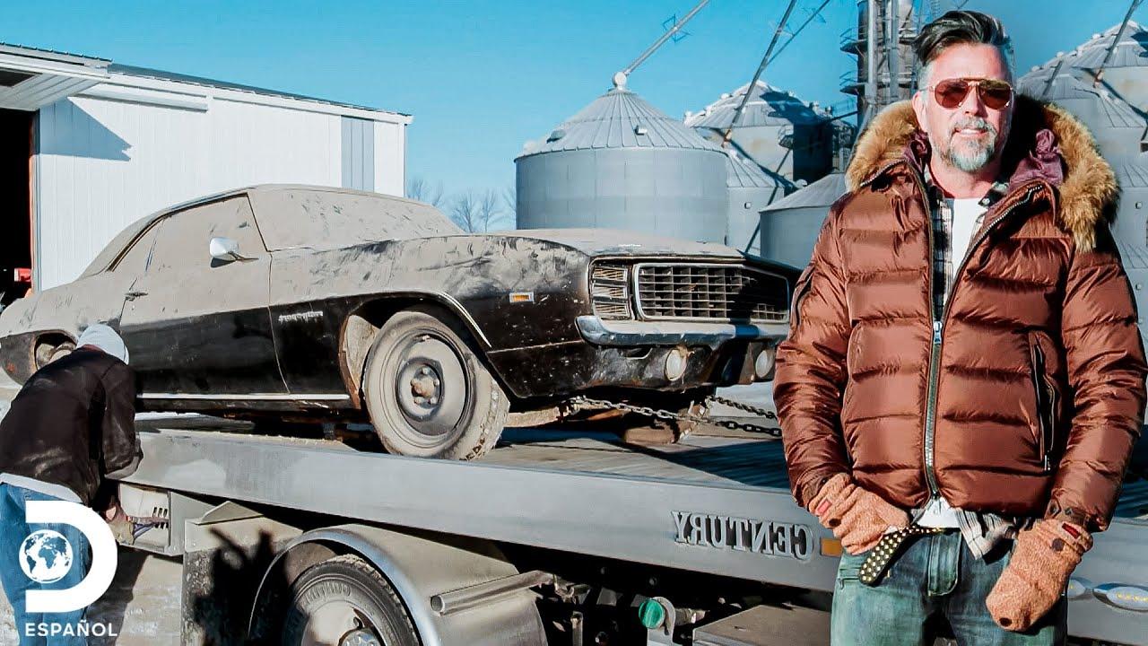Richard compra un Camaro Rally Sport de 1969 en desuso | El Dúo mecánico | Discovery En Español