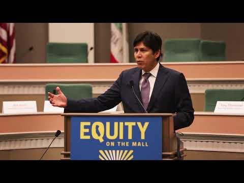Equity on the Mall 2018 - Senate President pro Tem Kevin De Leon