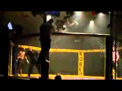 Jake Hoffman vs. Derek Rhoades TCF Cage Fight Albion, NE