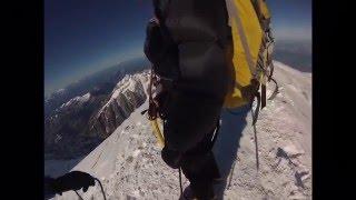 Mont Blanc via Gouter route