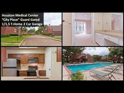 Houston Med Center REDUCED $10K+ 2-Story Town-Home 2-Car Garage Granite Wood Floors Laramie Driscoll