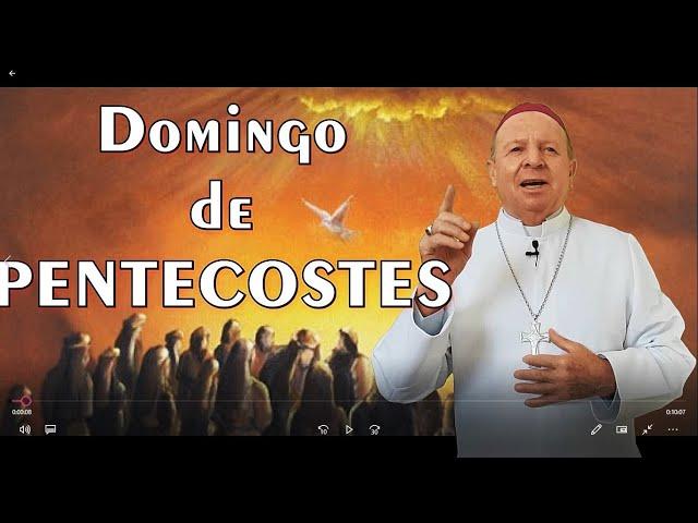 DOMINGO DE PENTECOSTES 2021