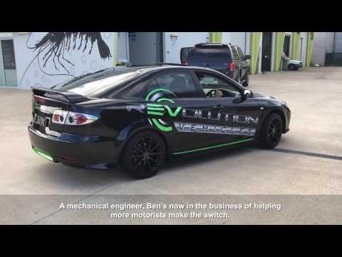Business News Update April 2017 - Revolution Vehicles
