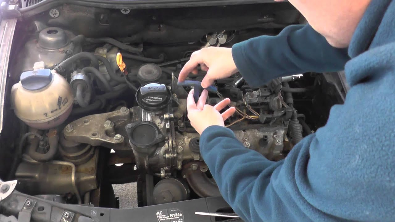 Ford 1600 Starter Wiring Diagram Seat Ibiza Spark Plug Location Amp Removal Replace Guide