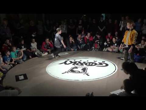 Gorky Battle Pauk vs Dan Fox