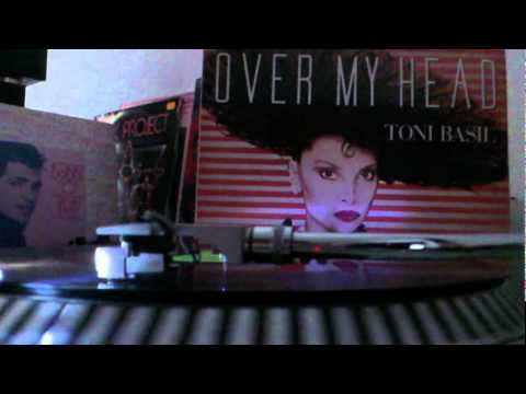 TONI BASIL-OVER MY HEAD