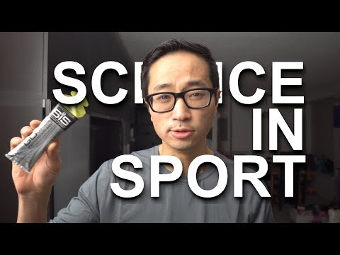 Science In Sport Energy Gel