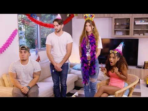 Thumbnail: Surprise Birthday Party Gone Wrong | Lele Pons & Hannah Stocking
