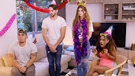Surprise Birthday Party Gone Wrong   Lele Pons & Hannah Stocking