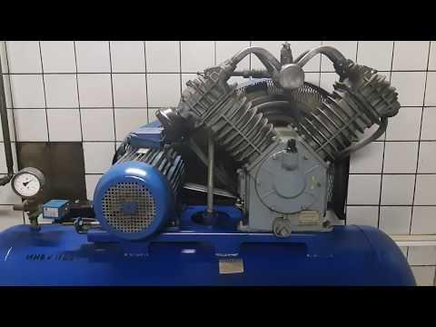 Не разрушающая технология... Поиск возможных неисправностей в промышленном воздушном компрессоре.