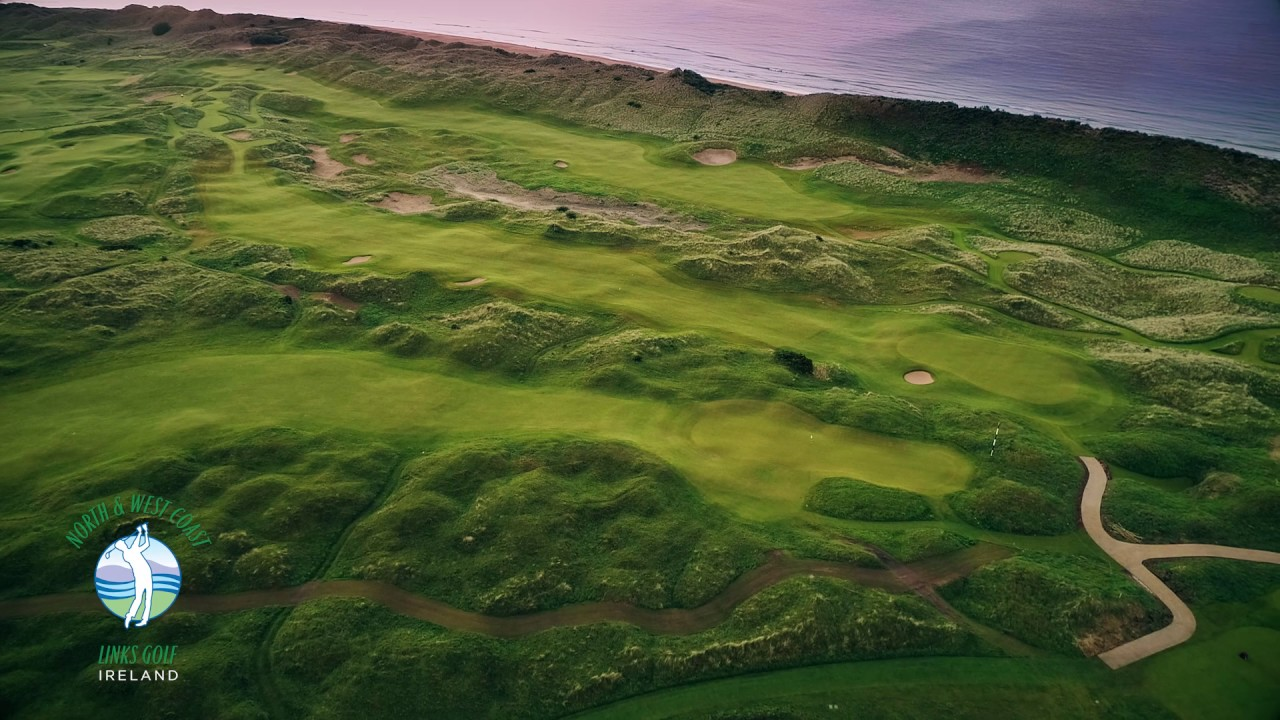Royal Portrush Golf Club - Dunluce Links The Open 2019 ...