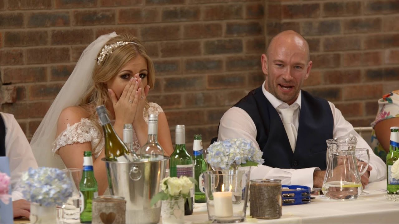 Maid Of Honour Raps Her Sch To Ice Baby At Sister Wedding Amazing You