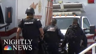 Multiple People Killed In Mass Shooting At El Paso Shopping Center | NBC Nightly News