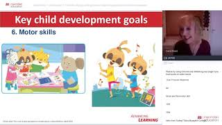 Child's play  The role of play and games in teaching preschool children Advancing Learning Webinar