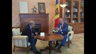 Igor Dodon: Nu sunt anti-român, nu sunt nici cu rușii, nici cu americanii