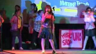 Milana Djukic- Zovem da ti cujem glas
