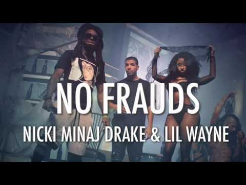 Nicki Minaj - No Frauds ft. Drake & Lil Wayne (Instrumental)