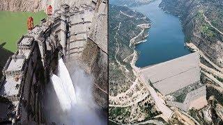 दुनिया के 10 सबसे बड़े बांध - Top 10 Biggest Dam In the World || Khoj World