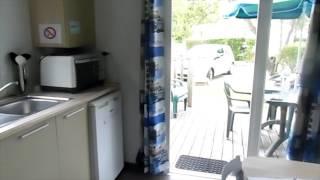 Le Corsaire, Mobil home 2 personnes 1 chambre - Camping Les Saules