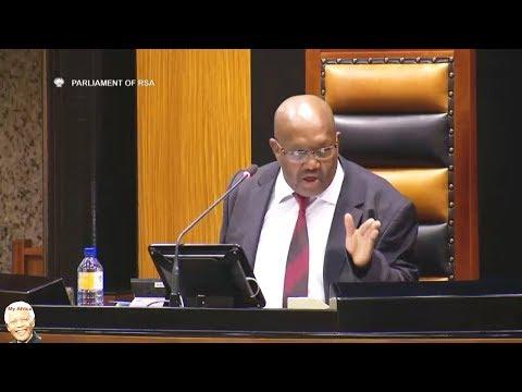 'Shut Up  Lechesa Tsenoli' -  DA John Steenhuisen Alleges