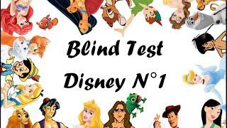Blind Test Disney - Special répliques - 20 extraits