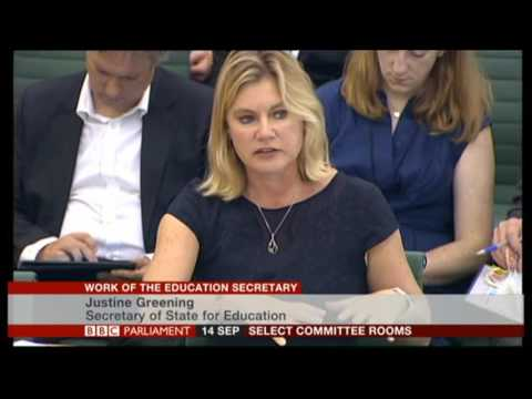 Education Committee 2016 09 BBC Parliament