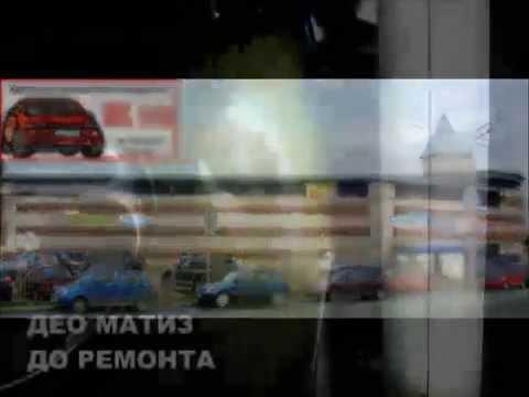 Удаление вмятин Пермь, без покраски, автосервис Пермь
