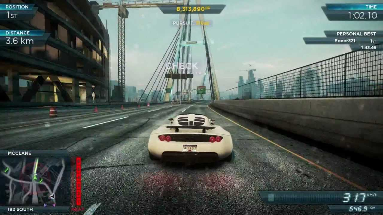 nfs most wanted 2012 hennessey venom gt mw races 1 to 10 1080p youtube. Black Bedroom Furniture Sets. Home Design Ideas