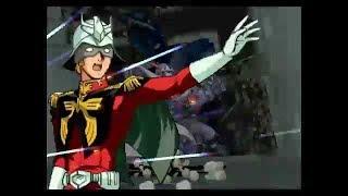 """Gundam Battle Assault 2: Street - Zaku IIS """"Red Comet"""""""