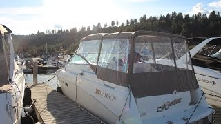 How to make your boat canvas last longer!