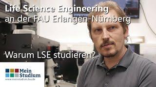 Warum solltest Du Life Science Engineering studieren?