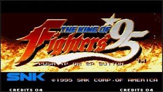The King Of Fighters '95 [MUGEN REMAKE]