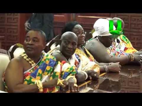 Gov't to revive Anglogold Ashanti Mines - Prez Akufo Addo