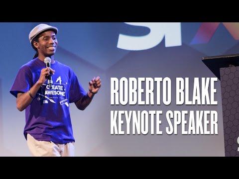 KEYNOTE SPEAKER | ROBERTO BLAKE