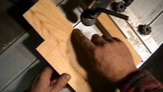 Diy External Door Woodworking How To Part 1. Tenon Marking And Cutting Tenons