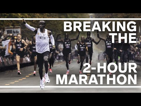 How the Two-Hour Marathon Limit Was Broken | WIRED