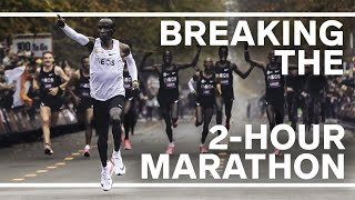 Download How the Two-Hour Marathon Limit Was Broken | WIRED Mp3 and Videos